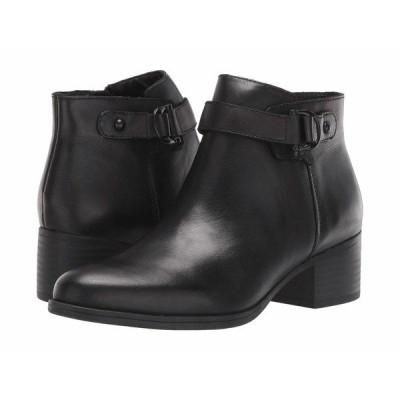 ナチュライザー ブーツ&レインブーツ シューズ レディース Drewe Black Leather
