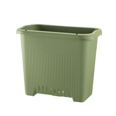 リッチェル プランター 菜園上手深50型 グリーン グリーン