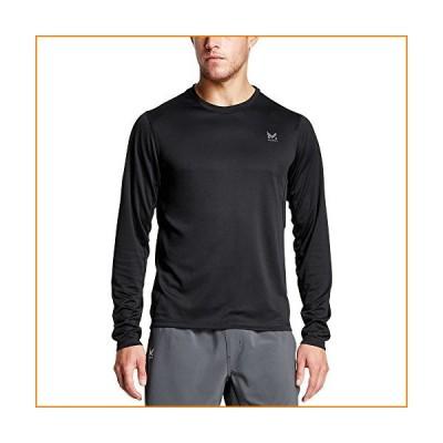 Mission Men's VaporActive Alpha Long Sleeve Athletic Shirt, Mission Moonless Night, XX-Large【並行輸入品】