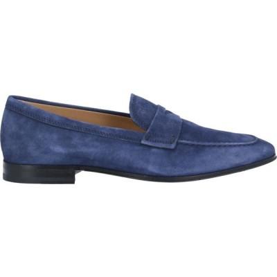 トッズ TOD'S メンズ ローファー シューズ・靴 loafers Blue