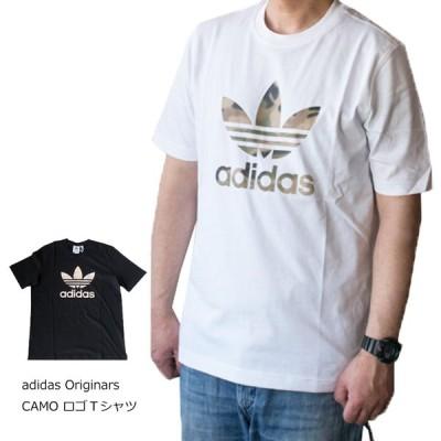 ●ネコポス1点まで可 アディダス オリジナルス tシャツ メンズ カモフラージュロゴ 半袖Tシャツ 14000