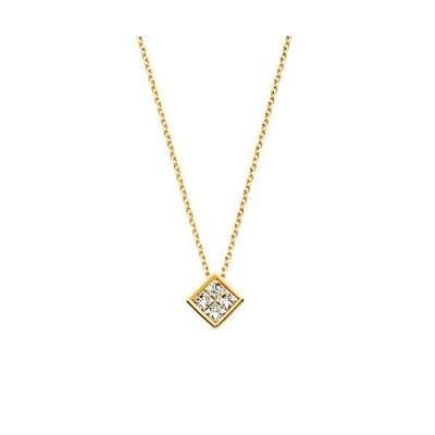 ヴァンドーム青山 ダイヤモンド 0.21ct イエローゴールド K18 ネックレス AGVN642745DI