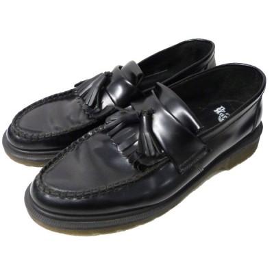 Dr.Martens タッセルローファー ブラック サイズ:UK10(28.5cm) (原宿店) 210131