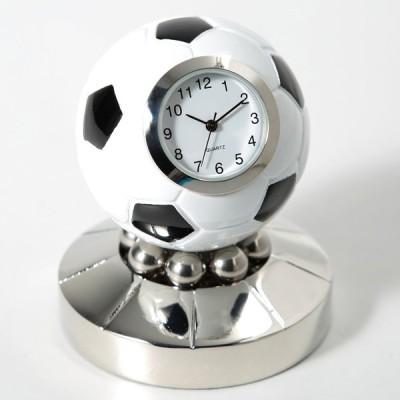 ミニチュアクロックコレクション[Miniature Clock Collection]ミニチュア置時計 サッカーボール/MC-C3583