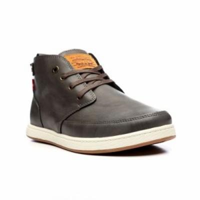 リーバイス その他シューズ atwater burnish shoes Charcoal