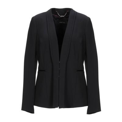 MARCIANO テーラードジャケット ブラック 46 90% ポリエステル 10% ポリウレタン テーラードジャケット