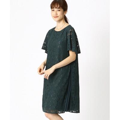 ドレス オケージョン レースドレス