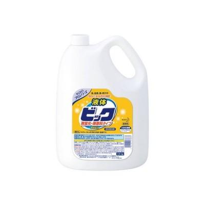 液体ビック 無蛍光・無香料 4.5L