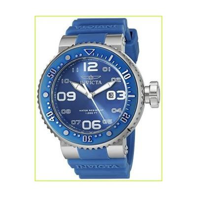 インヴィクタ Invicta Men's 21519 Pro Diver Analog Display Japanese Quartz Blue Watch [並行輸入品]【並行輸入品】