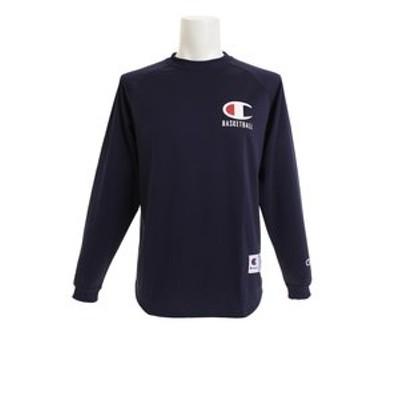 Tシャツ メンズ 長袖 C3-NB451 370 【 バスケットボール ウェア 】