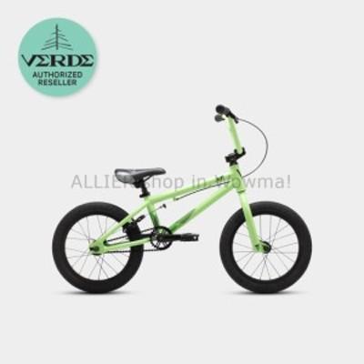 BMX 2019ヴェルデJ \ V 16? フリースタイルBMXバイク+無料のステッカーシート  2019 Verde J\V 1