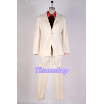 うみねこのなく頃に  右代宮戦人 スーツ 風 ★コスプレ衣装  完全オーダメイドも対応可能 * K3390