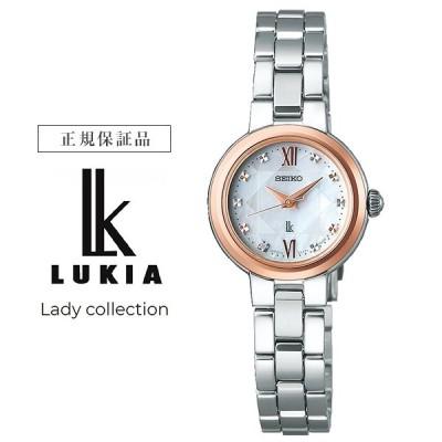 SEIKO LUKIA ソーラー Lady Collection セイコー ルキア SSVR134 腕時計