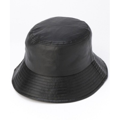 FREAK'S STORE / 【WEB限定】PU BUCKET HAT/バケットハット WOMEN 帽子 > ハット