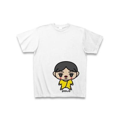 男の子A Tシャツ(ホワイト)