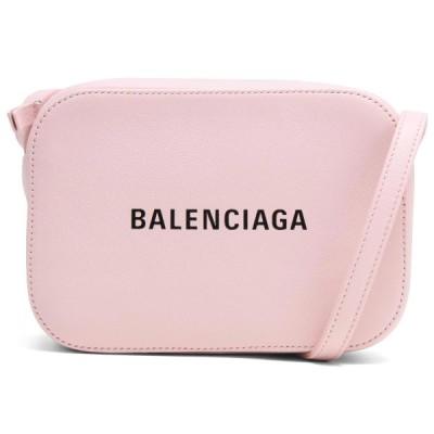 バレンシアガ ショルダーバッグ バッグ レディース エブリディ カメラ XS ライトローズピンク&ブラック 552372 DLQ4N 5960 2020年春夏新作 BALENCIAGA