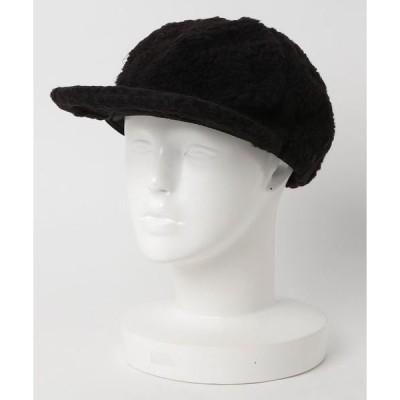 帽子 キャップ QUILTED CAP WITH PIN