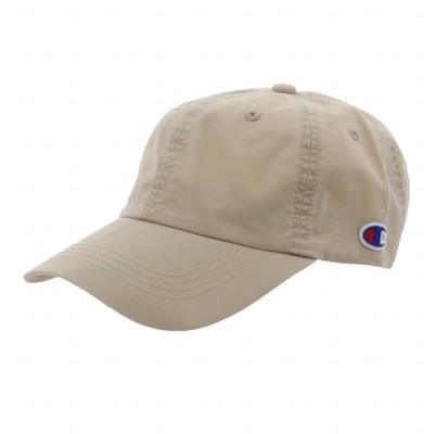 チャンピオン キャップ ウォッシュツイルキャップ 181-0040 帽子 : ベージュ Champion