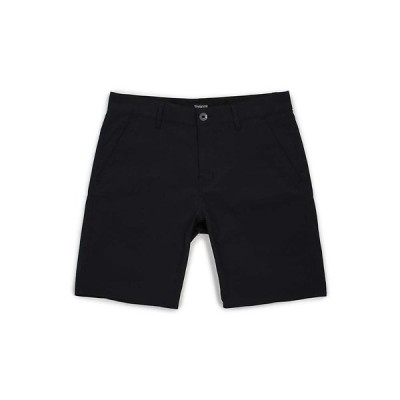 ブリクストン Brixton メンズ ショートパンツ ボトムス・パンツ Toil II All-Terrain Short Black