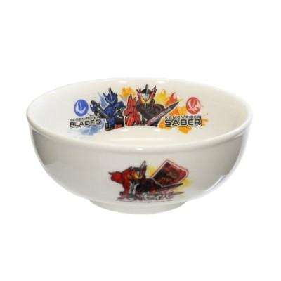 キッズ食器 磁器製 こども ラーメン丼 仮面ライダーセイバー 特撮ヒーロー 金正陶器