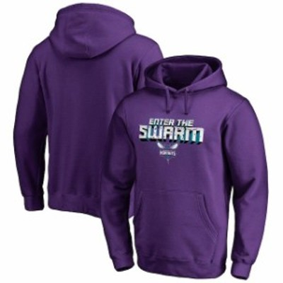 Fanatics Branded ファナティクス ブランド スポーツ用品  Fanatics Branded Charlotte Hornets Purple Hometown Collection The Swarm P