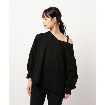 tシャツ Tシャツ ワンショル裏毛プルオーバー