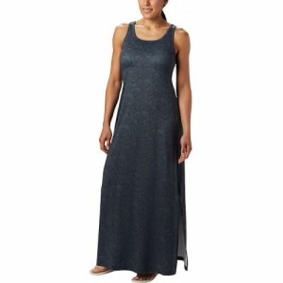 コロンビア Columbia レディース ワンピース マキシ丈 ワンピース・ドレス Freezer Maxi Dress Black Seaside Swirls Print