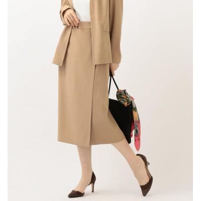 【シップス/SHIPS】 【セットアップ対応可能】ベルトタイトスカート