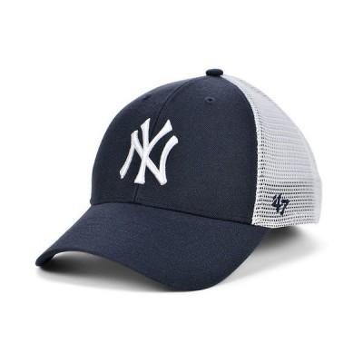 47ブランド 帽子 アクセサリー メンズ New York Yankees Malvern MVP Cap Navy