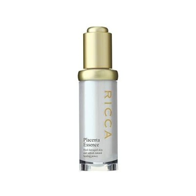 RICCA(リッカ)高濃度プラセンタスキンケアシリーズ プラセンタエッセンス(プラセンタ原液エキス)美容液 20ml