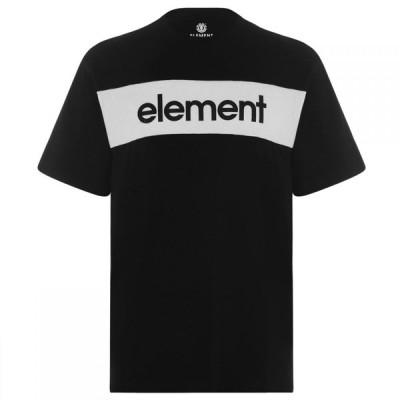 エレメント Element メンズ Tシャツ トップス Printed T Shirt Primo Flag