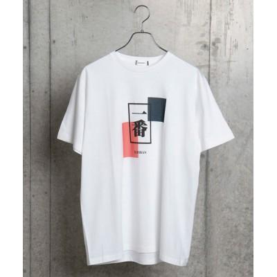 tシャツ Tシャツ WEGO/一番ボックスロゴTシャツ