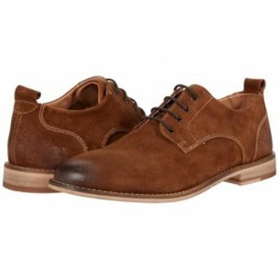Steve Madden スティーブマデン メンズ 男性用 シューズ 靴 オックスフォード 紳士靴 通勤靴 Tulsa Oxford Cognac【送料無料】