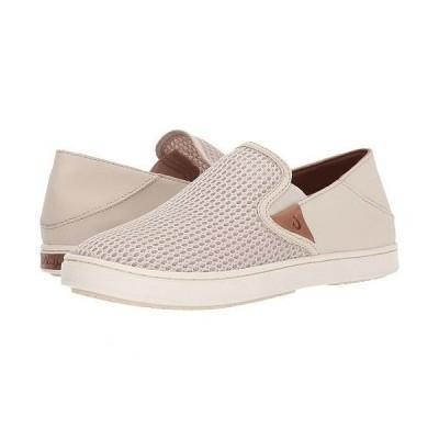 Olukai オルカイ レディース 女性用 シューズ 靴 スニーカー 運動靴 Pehuea - Tapa/Tapa