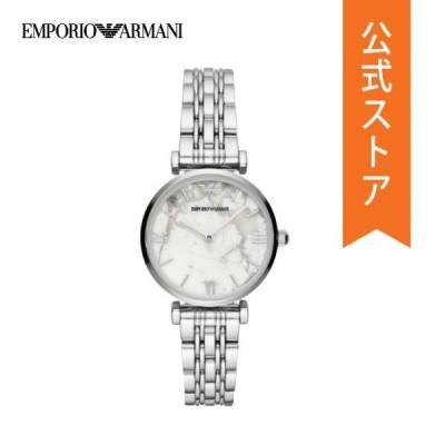 9/18&9/19限定 P5倍!30%OFF エンポリオ アルマーニ EMPORIO ARMANI 腕時計 レディース AR11170 GIANNI T-BAR