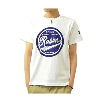 (ジーンズバグ)JEANSBUG SECRET BREW オリジナル アメカジ プリント 半袖 Tシャツ メンズ レディース 大きいサイズ