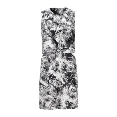 DOO.RI ミニワンピース&ドレス ブラック 4 シルク 95% / ポリウレタン 5% ミニワンピース&ドレス