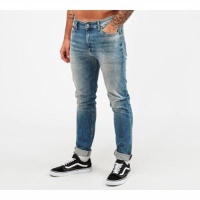 トミー ジーンズ Tommy Jeans メンズ ジーンズ・デニム ボトムス・パンツ simon skinny denim jean Light Blue Stretch