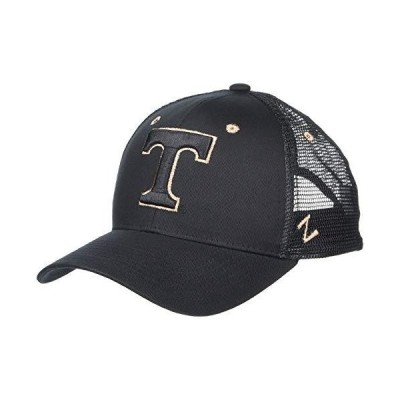 NCAA Tennessee Volunteers Womens Raleigh Trucker Hat, Black, Adjustable