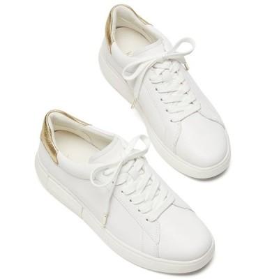 ケイト スペード スニーカー シューズ レディース Lift Sneakers Optic White/pale Gold