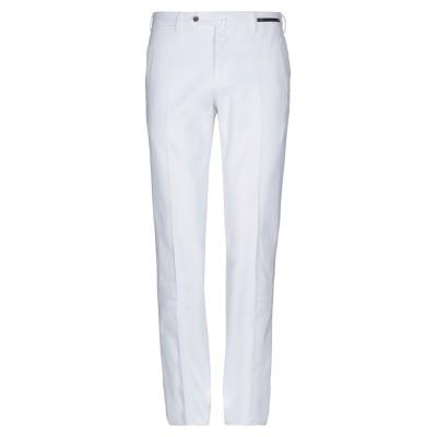 PT Torino パンツ ホワイト 50 コットン 98% / ポリウレタン 2% パンツ