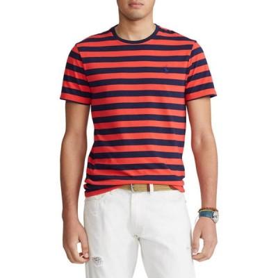 ラルフローレン メンズ シャツ トップス Classic Fit Striped Crewneck T-Shirt