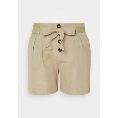 オンリー レディース ファッション ONLVIVA LIFE BELT - Shorts - pure cashmere