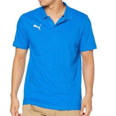 ポロシャツ メンズ Tシャツ メンズ 半袖 メンズ TEAMGOAL23 カジュアル ポロシャツ メンズ サッカー・フットサル ELECTRIC BL  (JSP)