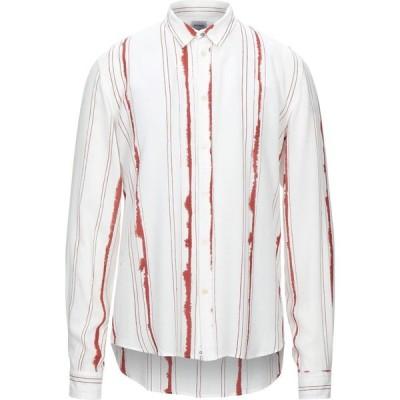 オフィチーナ トレンタ セイ OFFICINA 36 メンズ シャツ トップス Striped Shirt Rust
