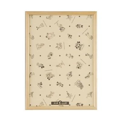 【新品】木製パズルフレーム ディズニー専用 500ピース用 ナチュラル (35x49cm)<テンヨー>