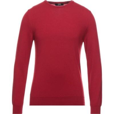 マスク +39 MASQ メンズ ニット・セーター トップス Sweater Red