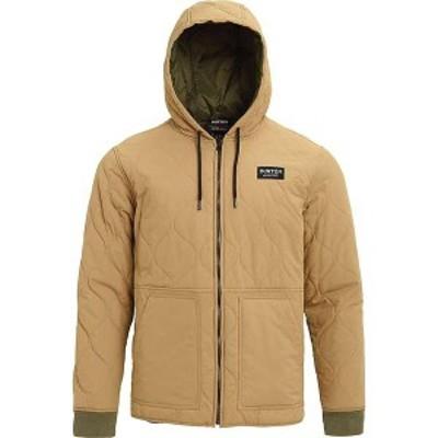 バートン メンズ ジャケット・ブルゾン アウター Burton Men's Mallet Hooded Jacket Kelp