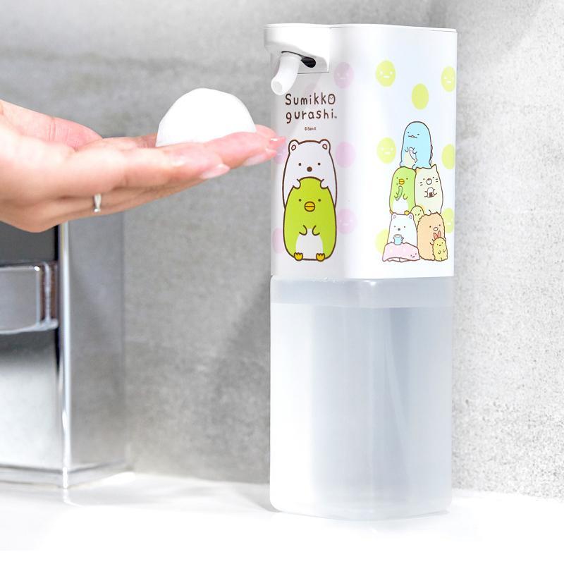 角落小夥伴智慧感應泡泡洗手機/給皂機