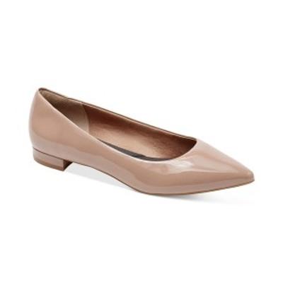 ロックポート レディース サンダル シューズ Women's Adelyn Ballet Flats Beige